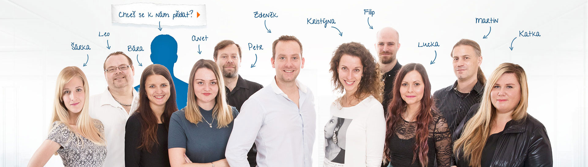 Volná místa - Sales manager Brno